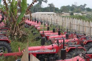 L'histoire des tracteurs de la misère